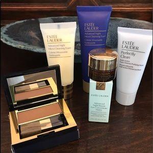 Estée Lauder Bundle of 6 NEW Makeup Products